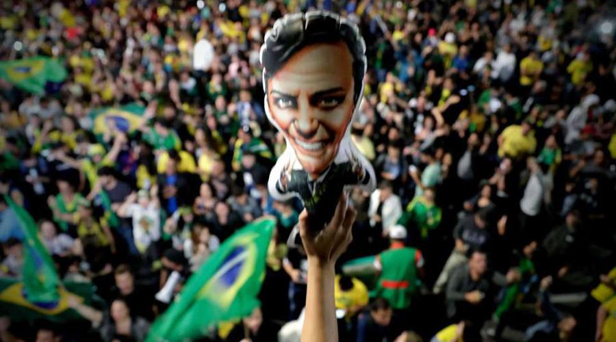 Jair Bolsonaro gana con un amplio margen a Fernando Haddad | El Imparcial de Oaxaca