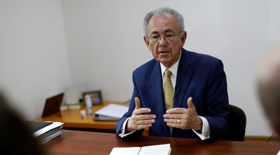 Consulta sobre NAIM no tiene datos ni 'dados' cargados: Javier Jiménez Espriú | El Imparcial de Oaxaca