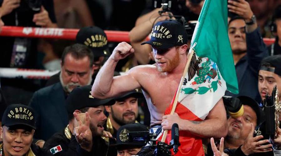 Canelo Álvarez peleará ante Rocky Fielding en diciembre | El Imparcial de Oaxaca