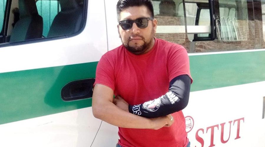 'Le voy a aventar el carro', dice chofer de combi a abuelito | El Imparcial de Oaxaca
