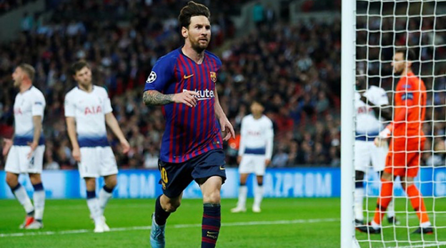 Messi y el Barcelona recuperan la sonrisa | El Imparcial de Oaxaca
