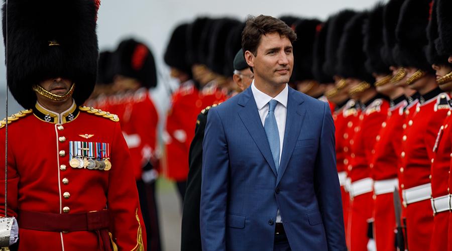 Justin Trudeau podría suspender venta de armas a Arabia Saudita por muerte de periodista | El Imparcial de Oaxaca