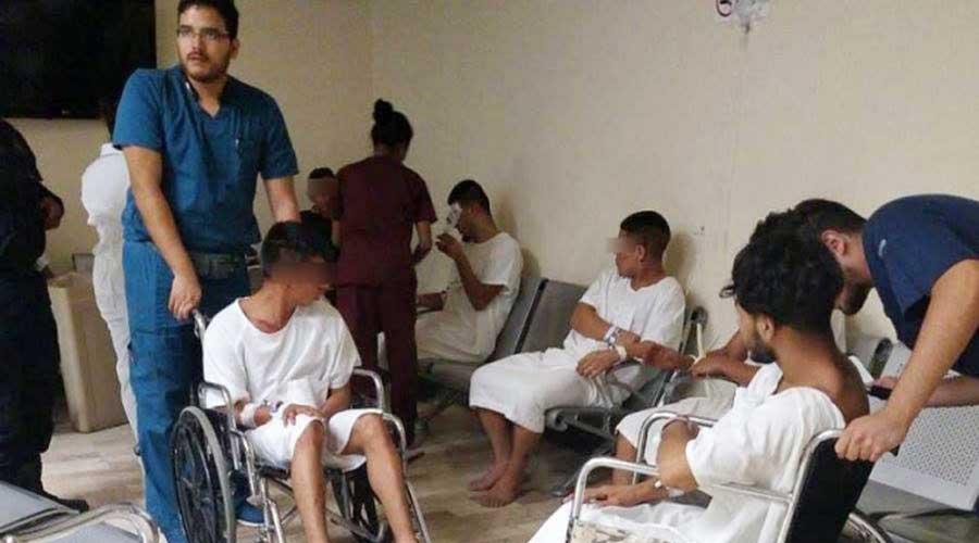 Oculta 'El Bronco' heridos tras motín en tutelar de Nuevo León   El Imparcial de Oaxaca