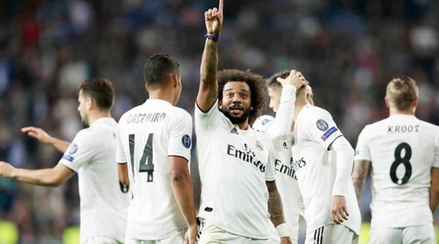 Real Madrid se desahoga en Champions previo al Clásico   El Imparcial de Oaxaca