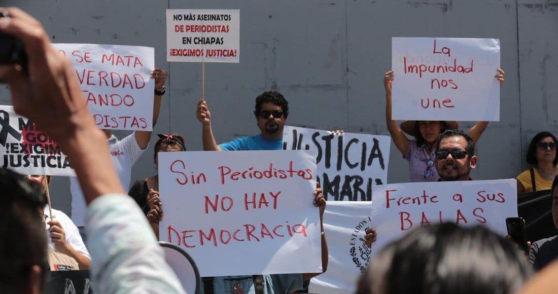 Asesinan a periodista Sergio Martínez González en Chiapas   El Imparcial de Oaxaca