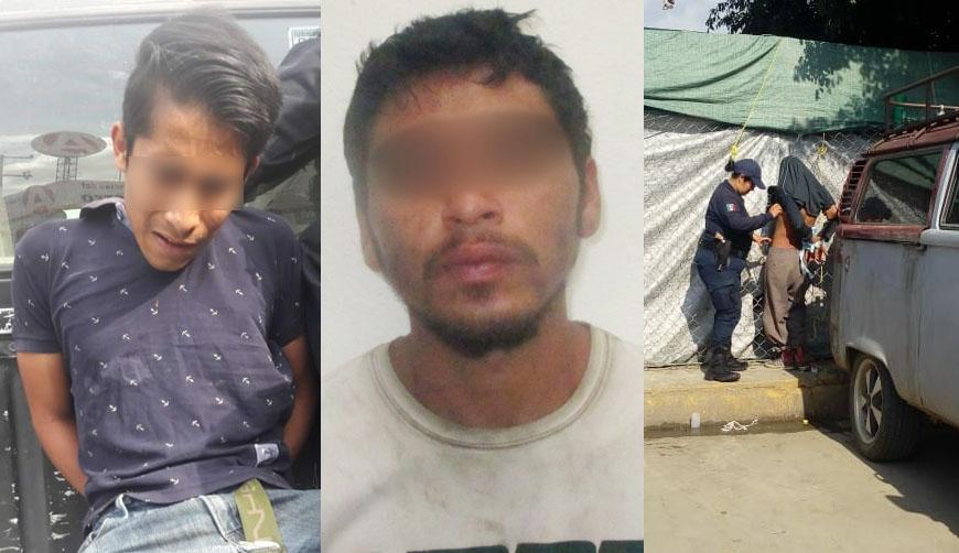 Tres detenidos por robo de celulares en Central de Abasto, Oaxaca | El Imparcial de Oaxaca