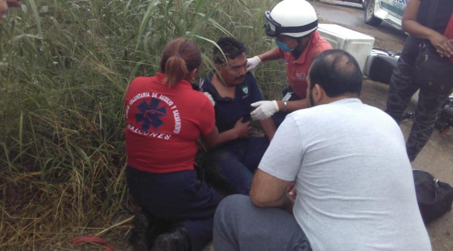 Embisten a un repartidor en riberas del Río Atoyac | El Imparcial de Oaxaca