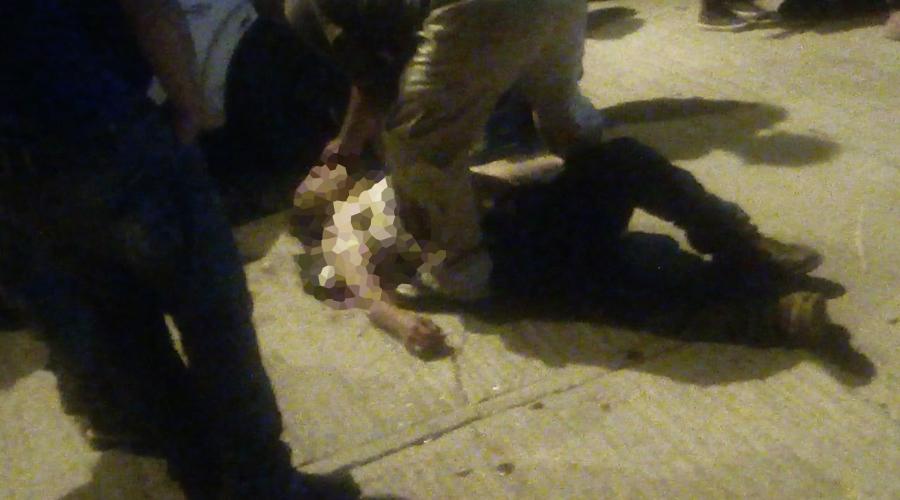 Riña entre cholos en San Juan Chapultepec deja una persona lesionada | El Imparcial de Oaxaca