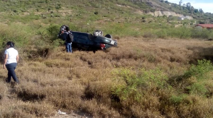Era militar el lesionado  de volcadura en Tlacolula | El Imparcial de Oaxaca