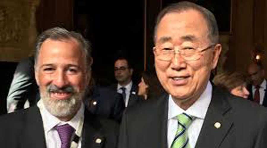 José Antonio Meade se une a la Comisión Global de Adaptación al Cambio Climático   El Imparcial de Oaxaca