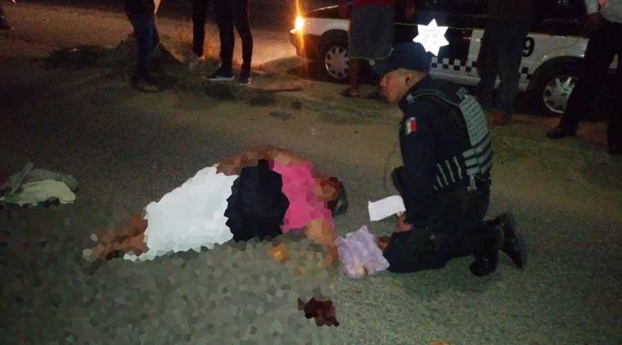 Atropellan a ama de casa en la 175   El Imparcial de Oaxaca