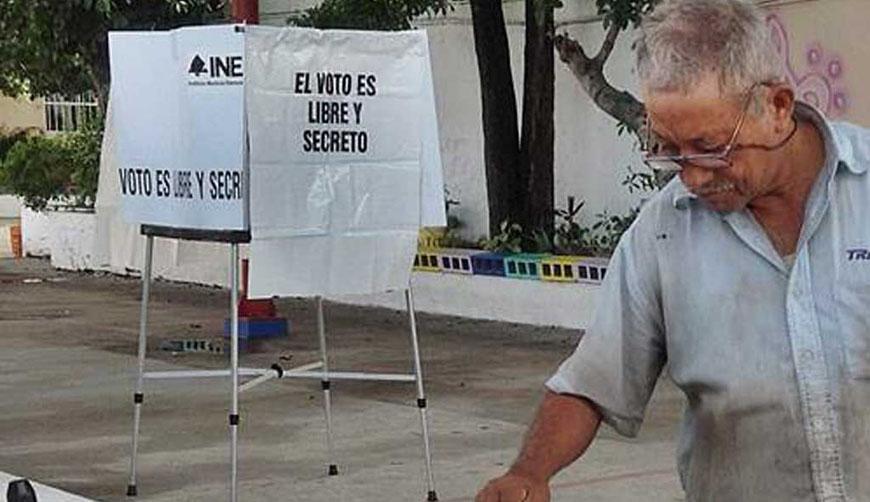 A elecciones extraordinarias en 3 municipios de Oaxaca   El Imparcial de Oaxaca