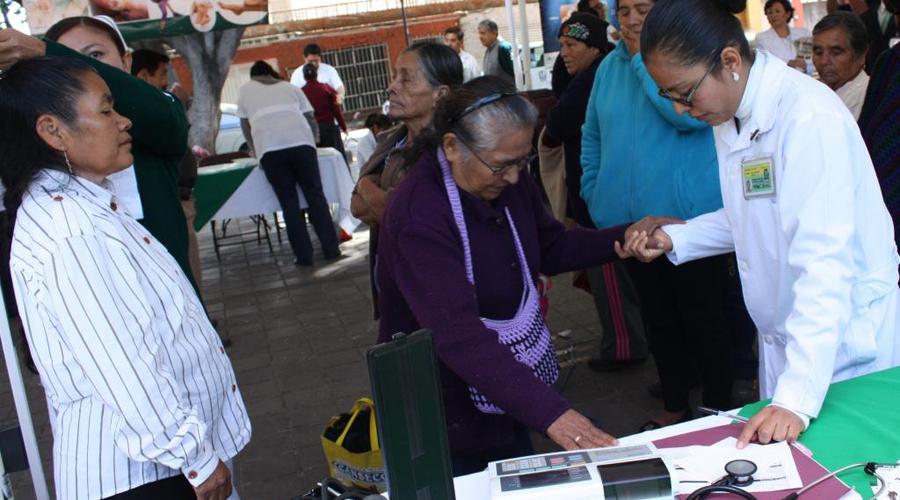 Aplicará IMSS más  de 114 mil vacunas  contra la influenza en Oaxaca | El Imparcial de Oaxaca