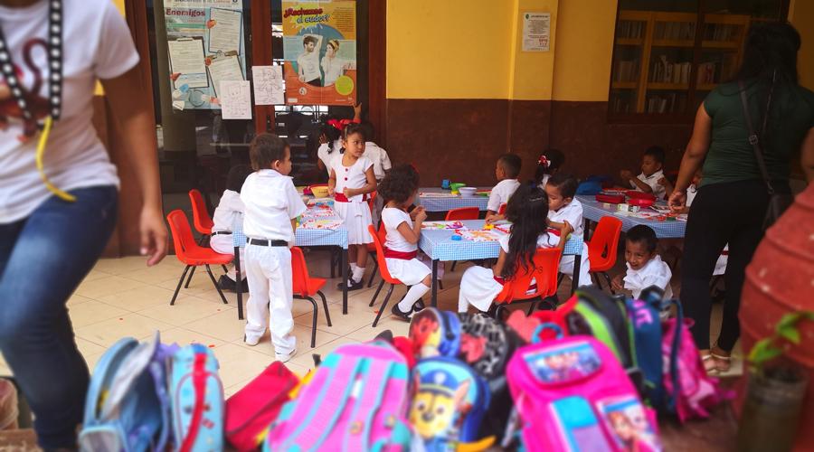 Abandonan escuela por fallas en infraestructura | El Imparcial de Oaxaca