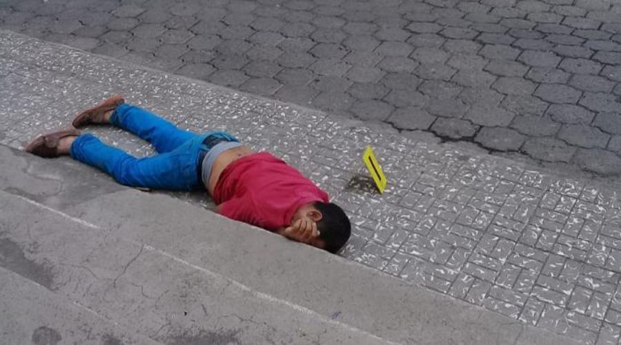 Matan a un joven y su padre intenta vengarse   El Imparcial de Oaxaca
