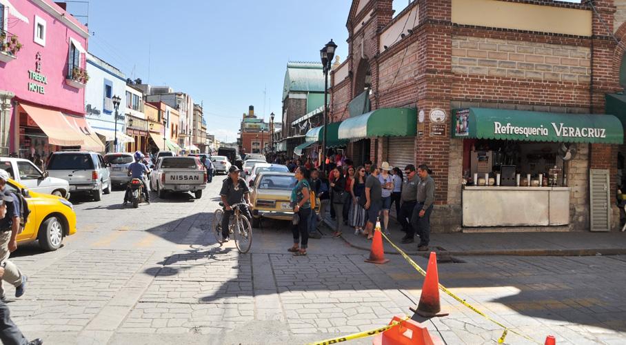 Comerciantes piden tomar en cuenta sus recomendaciones para mejorar los mercados de Oaxaca | El Imparcial de Oaxaca