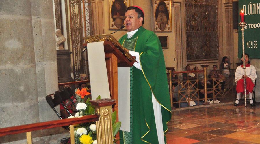 Pide Iglesia de Oaxaca dejar de aferrarse a los bienes materiales   El Imparcial de Oaxaca