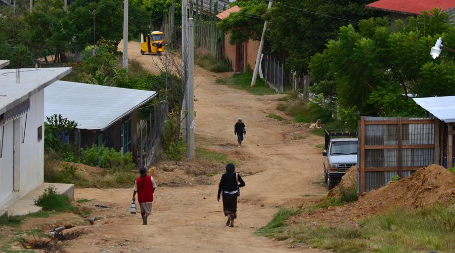 El frío cala en las partes  altas, aledañas a la ciudad | El Imparcial de Oaxaca