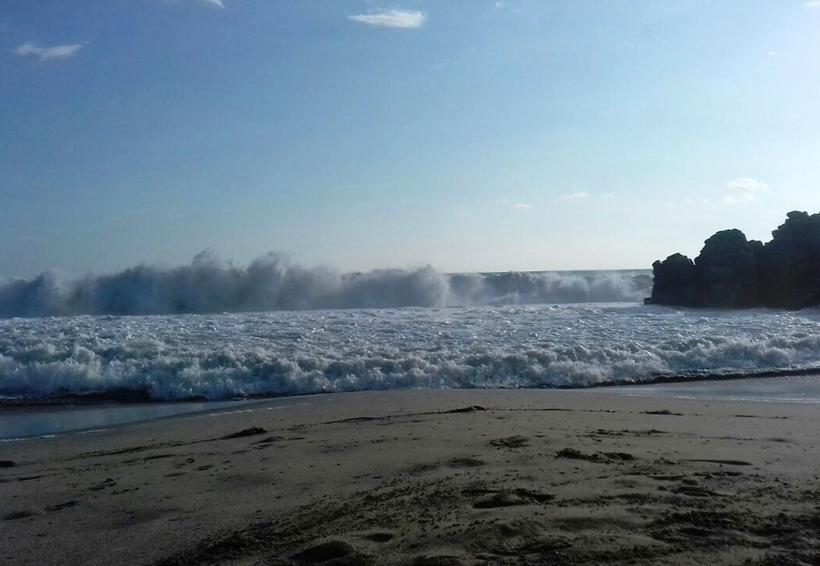 Pronostica SMN lluvias fuertes y mar de fondo para Oaxaca | El Imparcial de Oaxaca