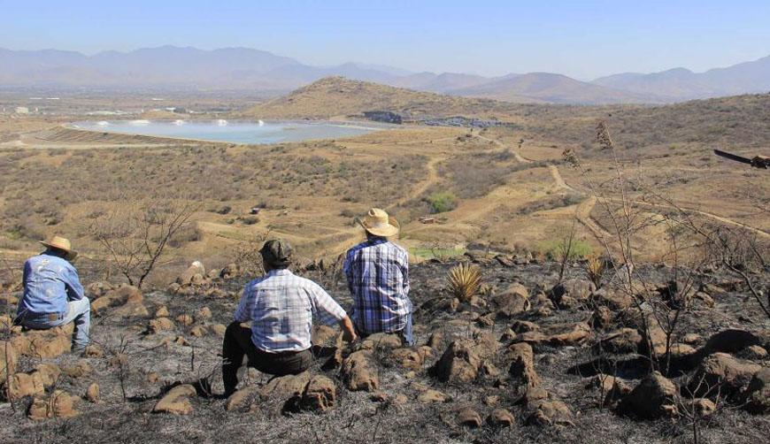 Firme oposición a los proyectos mineros en Oaxaca | El Imparcial de Oaxaca