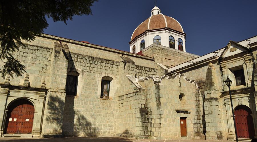 Declaran alto riesgo en cuatro templos de Oaxaca   El Imparcial de Oaxaca