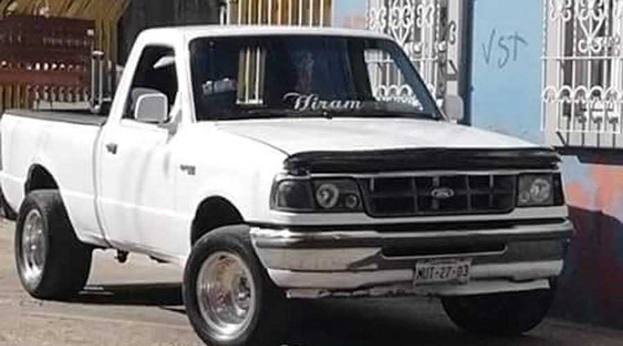Recuperan camioneta reportada como robada en Ixtlahuaca | El Imparcial de Oaxaca