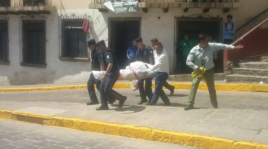 Policía se equivoca de departamento y mata a un hombre inocente   El Imparcial de Oaxaca