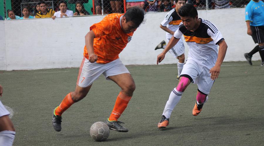 Surge la  Liga La Salle | El Imparcial de Oaxaca