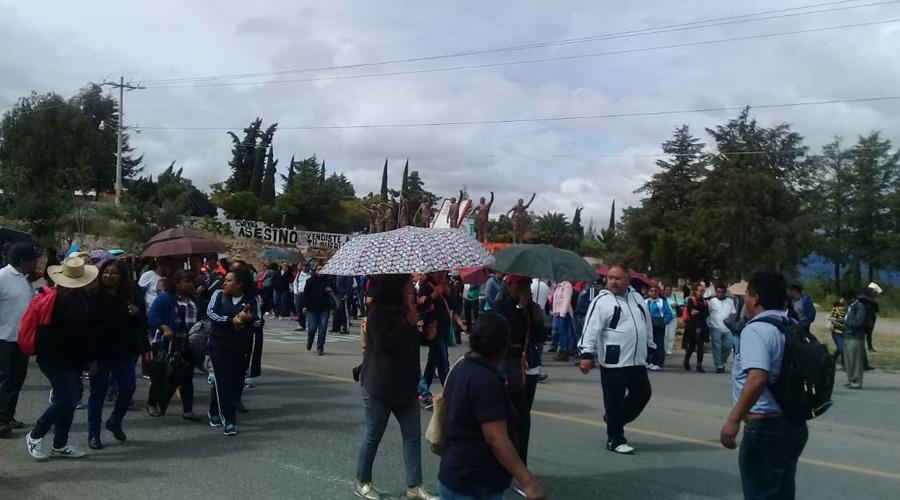 SNTE conmemora 50 aniversario de la Matanza de Tlatelolco | El Imparcial de Oaxaca