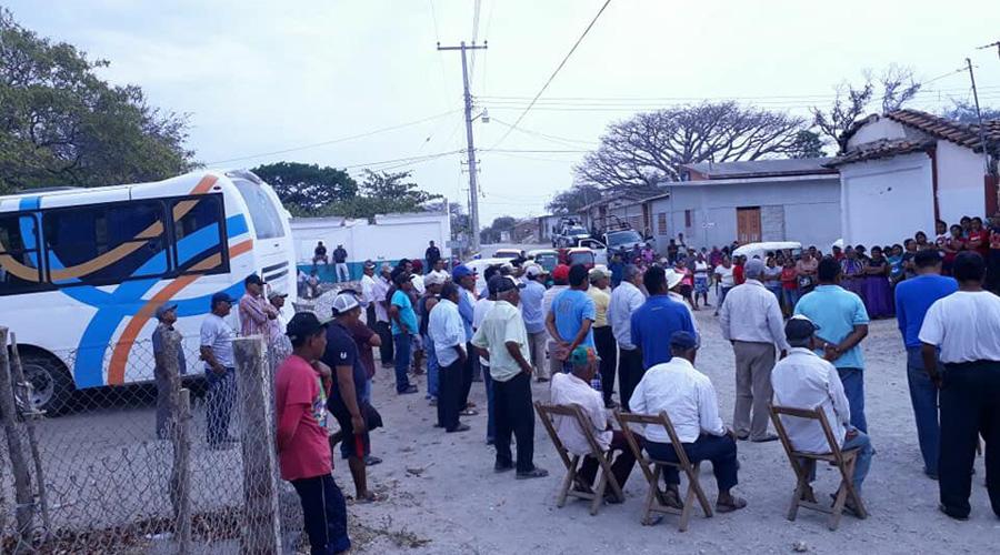 Sin acuerdos en San Dionisio del Mar para elecciones | El Imparcial de Oaxaca