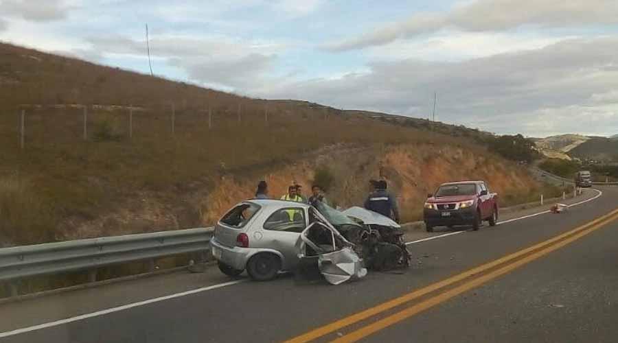 Accidente en  la autopista a Nochixtlán | El Imparcial de Oaxaca