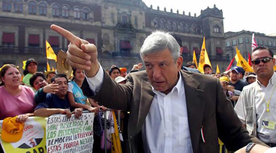 """""""AMLO obtuvo el triunfo en el 2006"""": Roberto Madrazo   El Imparcial de Oaxaca"""