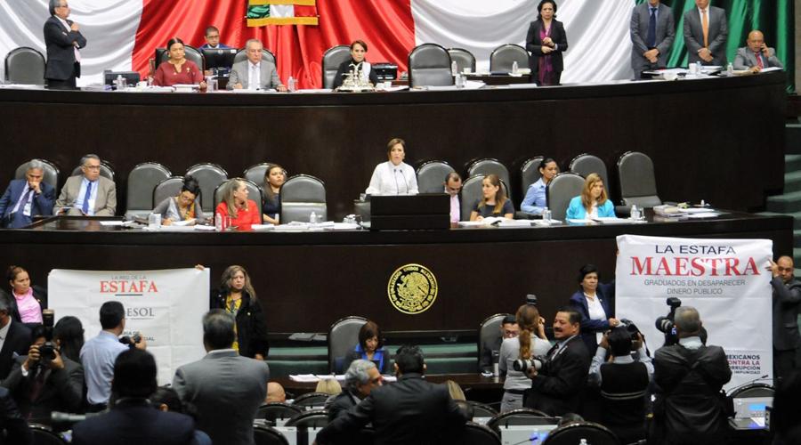 Niega Función Pública investigar a Rosario Robles por La Estafa Maestra | El Imparcial de Oaxaca