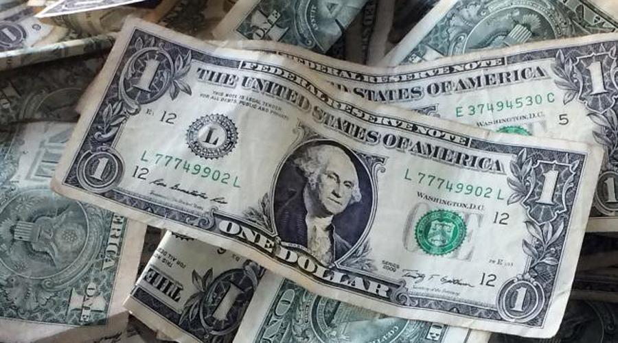 Alcanza el dólar los 20 pesos en el inicio de semana | El Imparcial de Oaxaca
