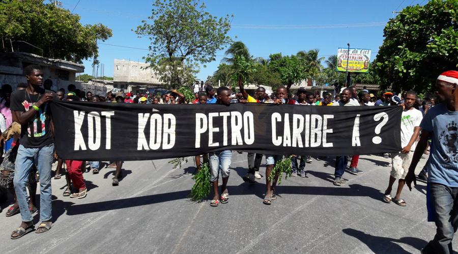 Protestas en Haití dejan una docena de heridos y dos muertos   El Imparcial de Oaxaca