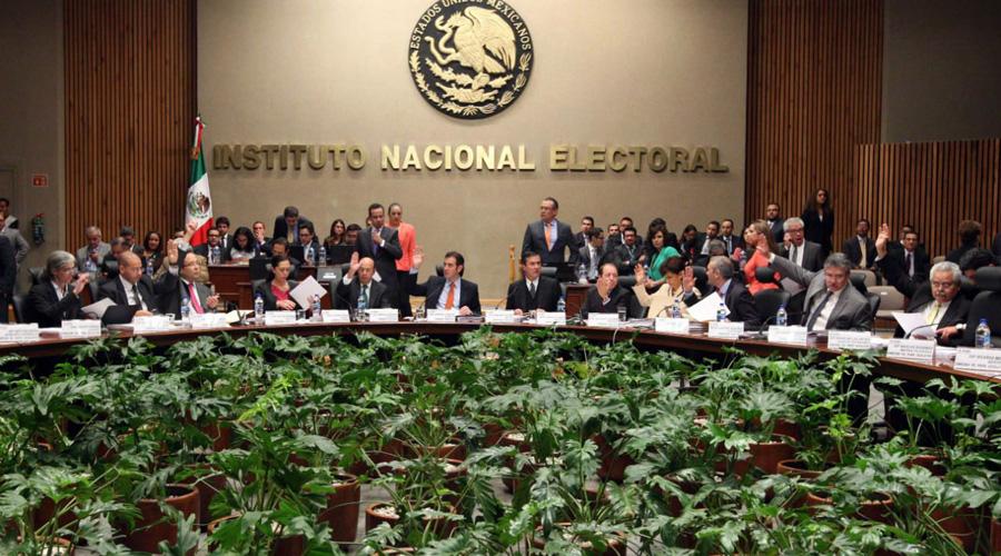 INE refrenda compromiso de colaborar en reformas electorales | El Imparcial de Oaxaca