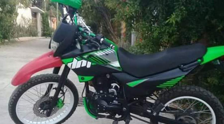Roban moto en San Antonio de la Cal | El Imparcial de Oaxaca