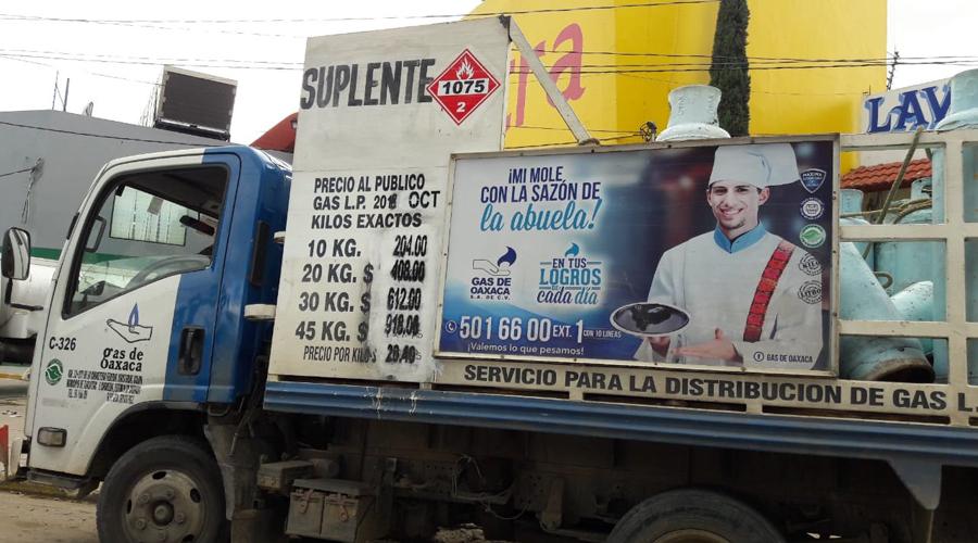 Imparable el aumento en gas LP en Oaxaca | El Imparcial de Oaxaca