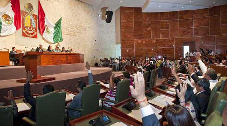 Registra Congreso de Oaxaca productividad de 40 por ciento | El Imparcial de Oaxaca