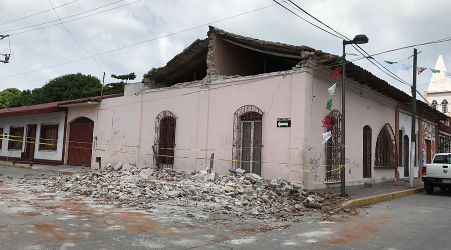 México, uno de los países más afectados por desastres naturales: ONU | El Imparcial de Oaxaca