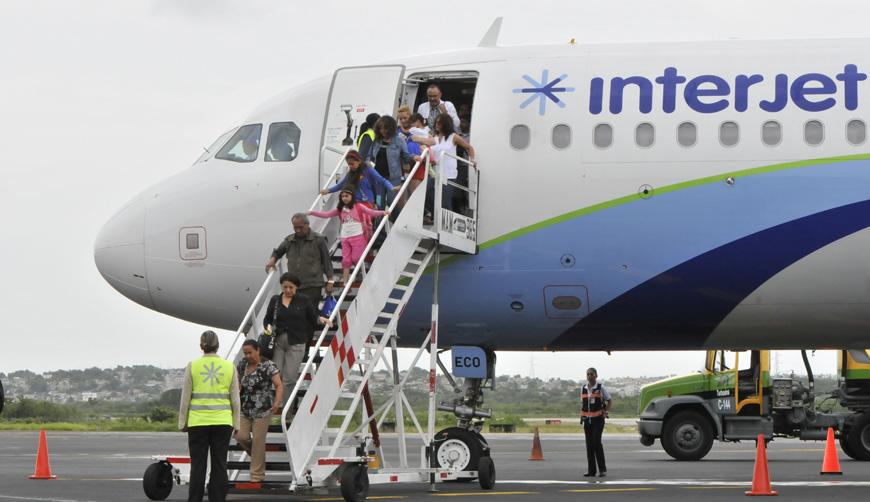 Denuncian pasajeros maltrato de Interjet en vuelos CDMX-Oaxaca   El Imparcial de Oaxaca