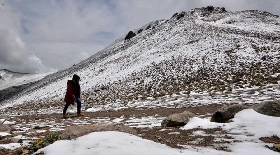 Prevén caída nieve y aguanieve en gran parte del país | El Imparcial de Oaxaca