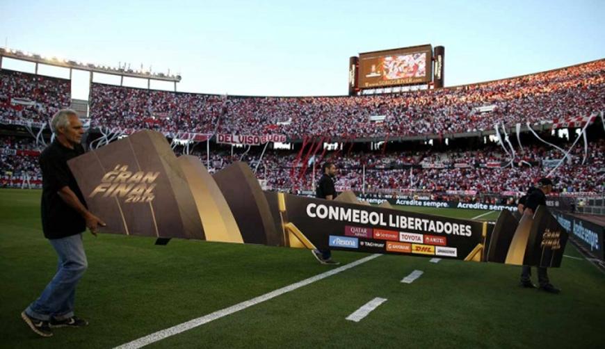 Suspende indefinidamente la Conmebol final entre Boca Juniors y River Plate | El Imparcial de Oaxaca
