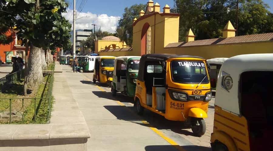 Mototaxistas siembran el terror en la población de Tlacolula | El Imparcial de Oaxaca