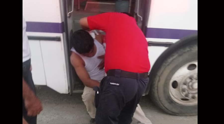 Machetean a chófer en San Pedro Mixtepec, Oaxaca | El Imparcial de Oaxaca