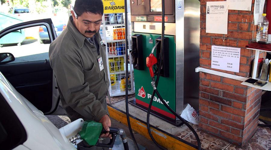 El robo de combustible golpea a una de cada tres gasolineras del país   El Imparcial de Oaxaca