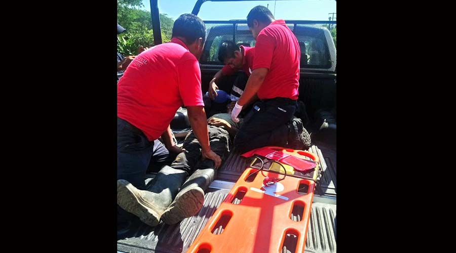 Hombre se suicida por envenenamiento en San Pedro Mixtepec, Oaxaca | El Imparcial de Oaxaca