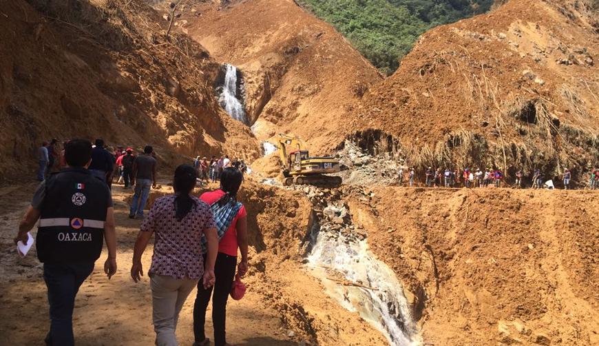 Siguen incomunicadas localidades de la Sierra de Oaxaca   El Imparcial de Oaxaca