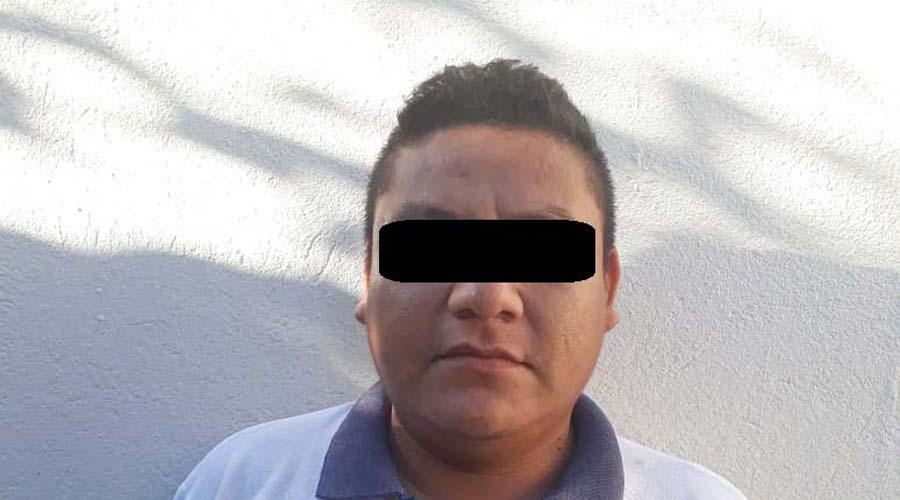 Aseguran a hombre acusado por robo con violencia en Oaxaca | El Imparcial de Oaxaca