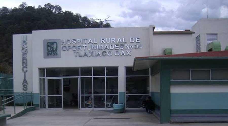 Avanza traslado del  Hospital IMSS de  Tlaxiaco a nueva sede   El Imparcial de Oaxaca